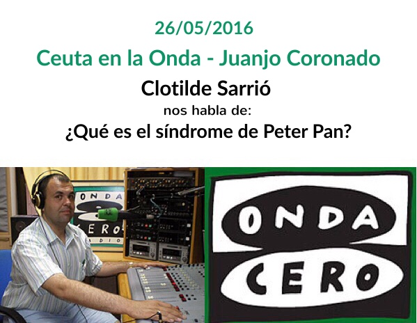 ¿Qué es el síndrome de Peter Pan?