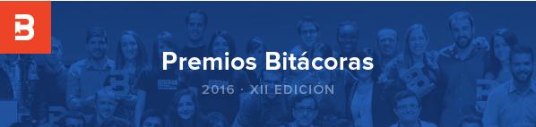 Premios Bitácoras 2016: Mejor Blog de Salud e Innovación Científica