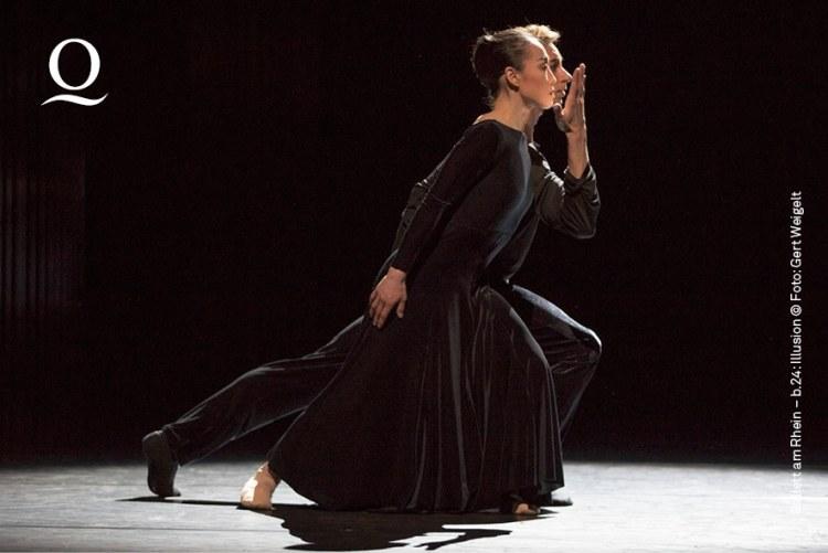 b.24 - Illusion Choreographie: Young Soon Hue Yuko Kato, Marcos Menha Foto: © Gert Weigelt