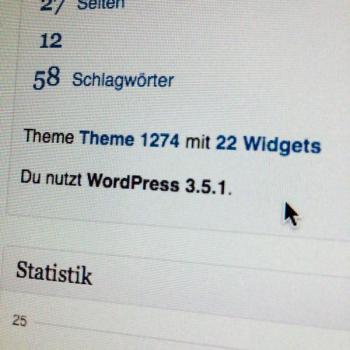 Was andere machen: #12von12