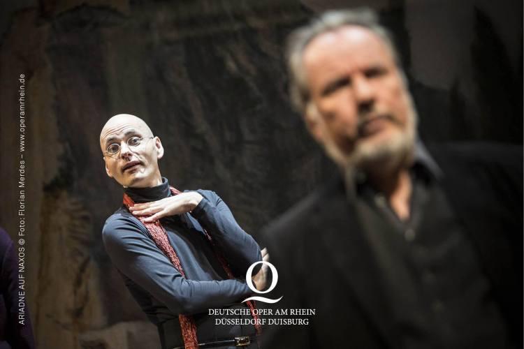 Ariadne auf Naxos - Oper von Richard Strauss // Tanzmeister