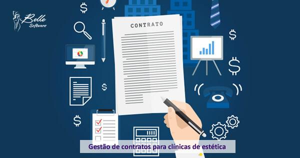 Gestão de contratos para clínicas de estética