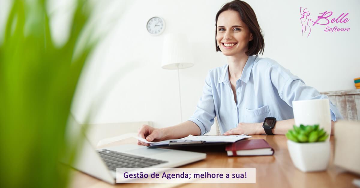 Gestão de Agenda