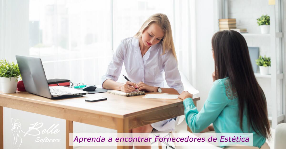gestão de clínica de estética