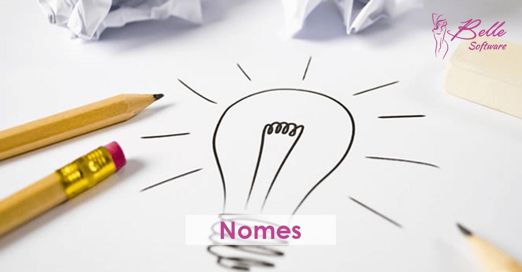 86e206164cc 100 Nomes para Clínica de Estética - A maior lista de todas! - Blog ...