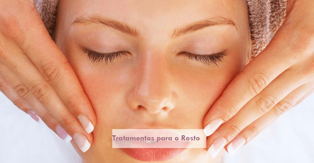 tratamentos estéticos para o rosto