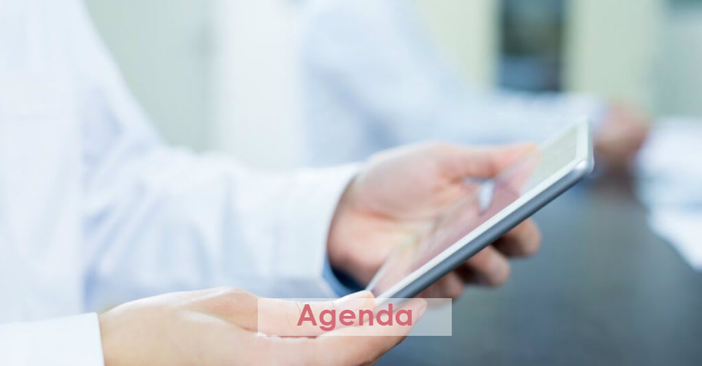 agenda da clínica de estética