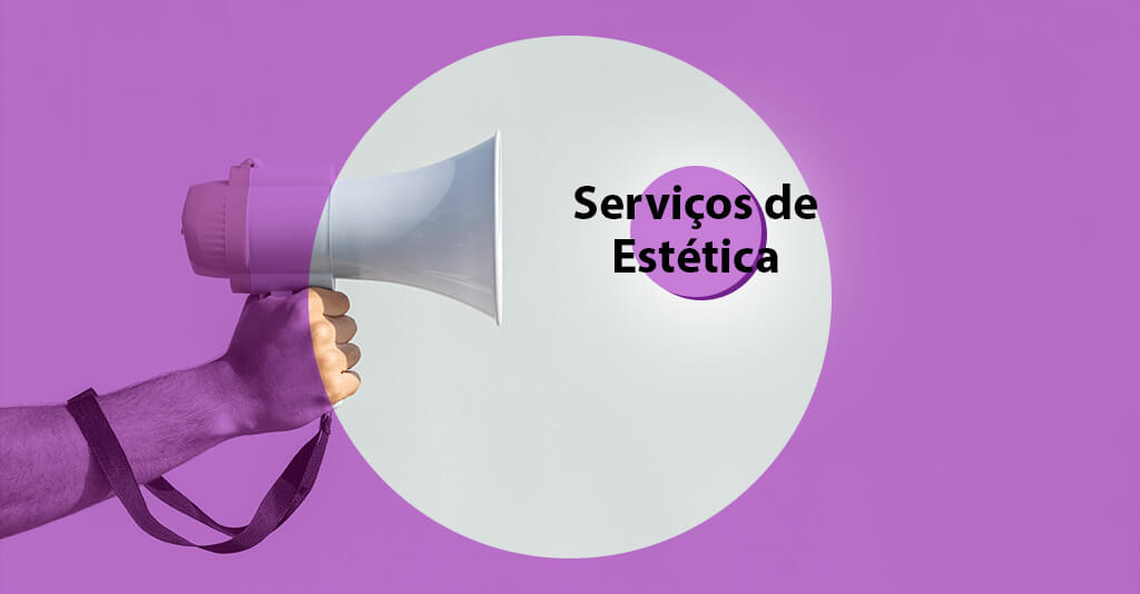 serviços de estética