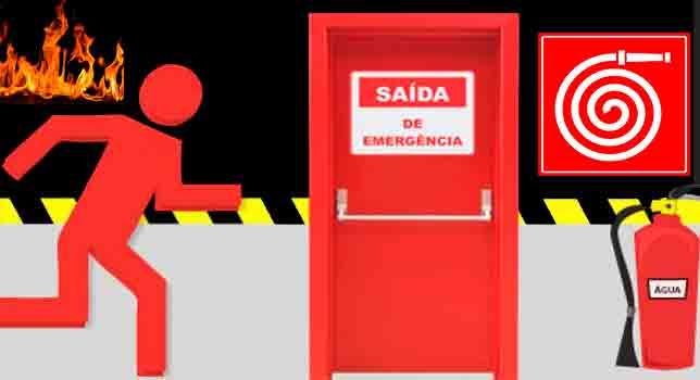 Plano de Emergência Contra Incêndio - Planejamento Emergência