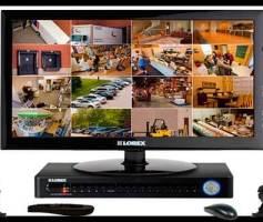 Circuito Fechado de TV CFTV – Circuito Interno de  Câmeras de Segurança