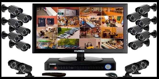 O que é Circuito Fechado de TV CFTV?