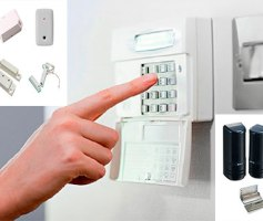 Sistemas de Alarme da Segurança Eletrônica: Conceitos, Equipamentos