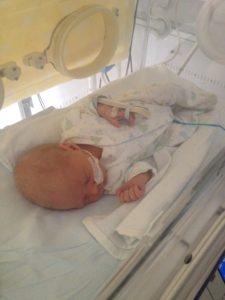 Gestational diabetes hypoglycaemia in the newborn