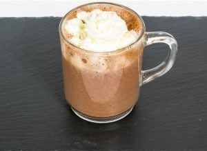 hot chocolate and gestational diabetes