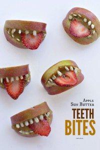 Apple-Sunbutter-Teeth-Bites