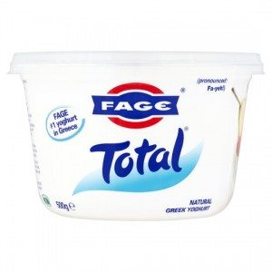 Fage Total Greek yoghurt