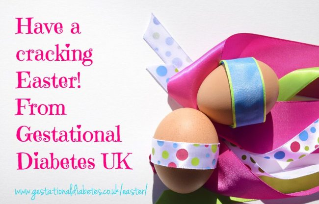 Gestational Diabetes Easter