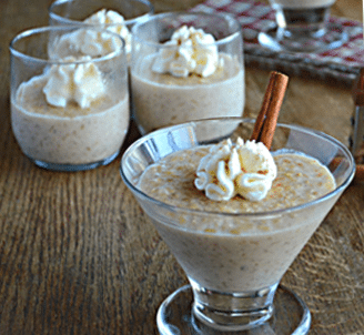 Sugar Free Basmati Rice Pudding