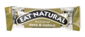 21g carbs per bar!