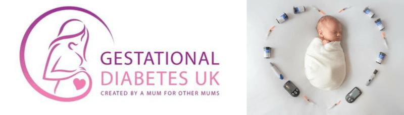 Gestational Diabetes UK Header