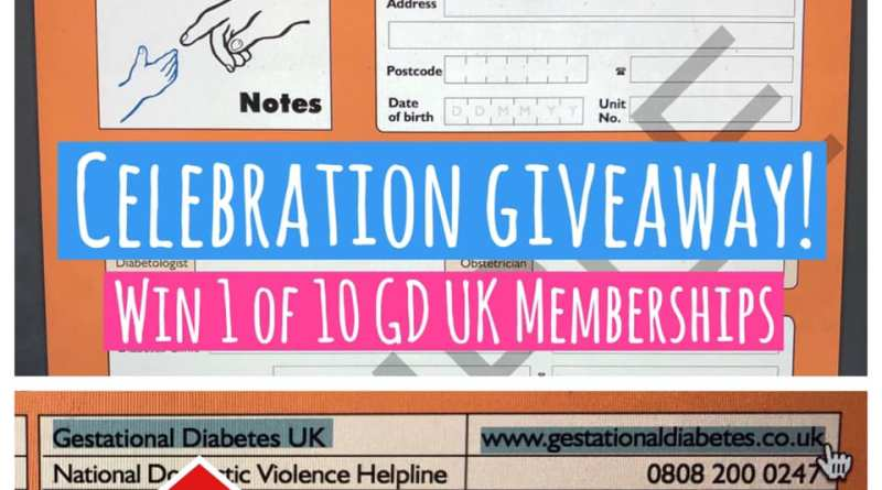 GD UK Giveaway