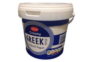 Lidl Milbona Greek Style Creamy Yogurt