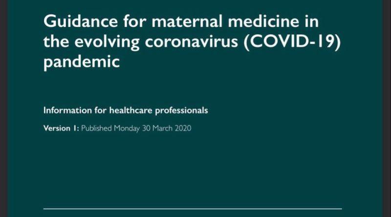 Gestational Diabetes and COVID-19 RCOG