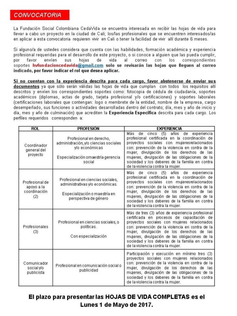 convocatoria-plazo-1-de-mayo-2017-cedavida