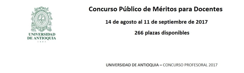 concurso-profesoral-de-2017-para-266-plazas-universidad-de-antioquia