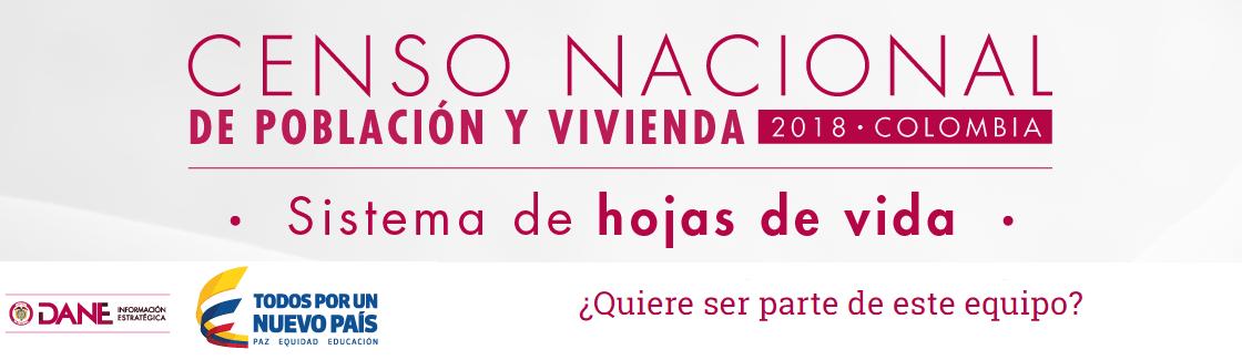 Convocatoria Laboral Para El Censo Nacional De Poblacion Y Vivienda