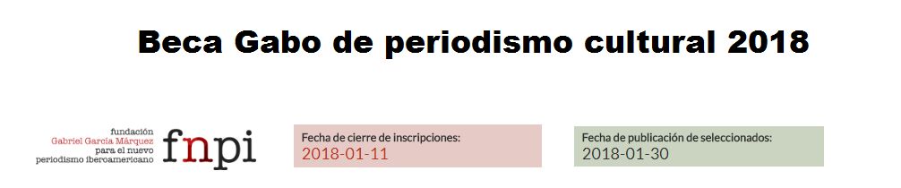 beca-gabo-de-periodismo-cultural-2018