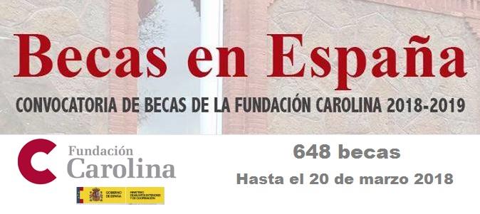 abierta-la-convocatoria-de-becas-2018-2019-de-fundacion-carolina