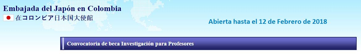 convocatoria-de-beca-investigacion-para-profesores-embajada-de-japon