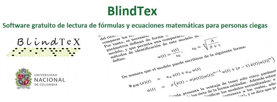 Blindtex software gratuito de lectura de frmulas y ecuaciones blindtex software gratuito de lectura de formulas y malvernweather Gallery