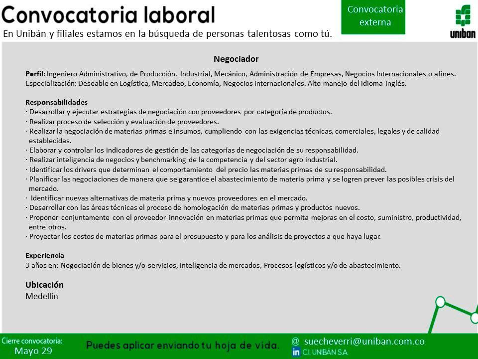 Ingeniero Administrativo, de Producción, Industrial, Mecánico ...