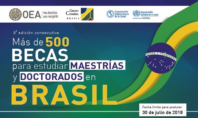 becas-brasil-paec-oea-gcub-ofrece-mas-de-500-becas-academicas