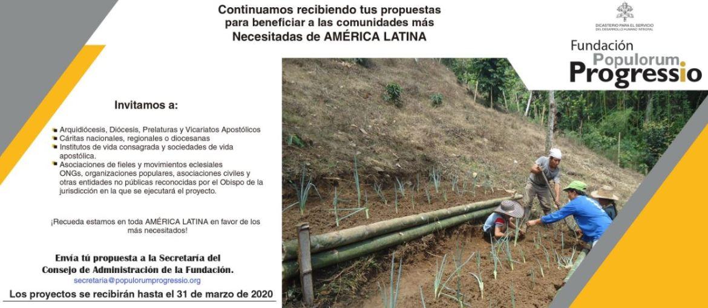 fundacion-populorum-progressio-convocatoria-2020
