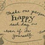 A pesar de todo la felicidad  #A1000Manos es posible