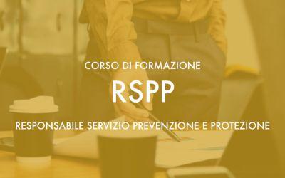 Corso per RSPP per datori di lavoro – Olbia febbraio 2019