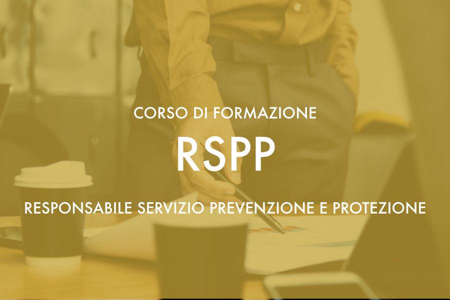 Corso di formazione RSPP Olbia Sassari