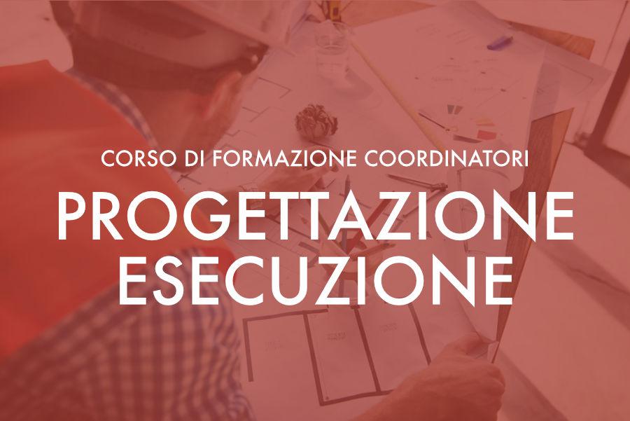 Corso per Coordinatori per la Progettazione e l'Esecuzione – Sassari novembre 2019