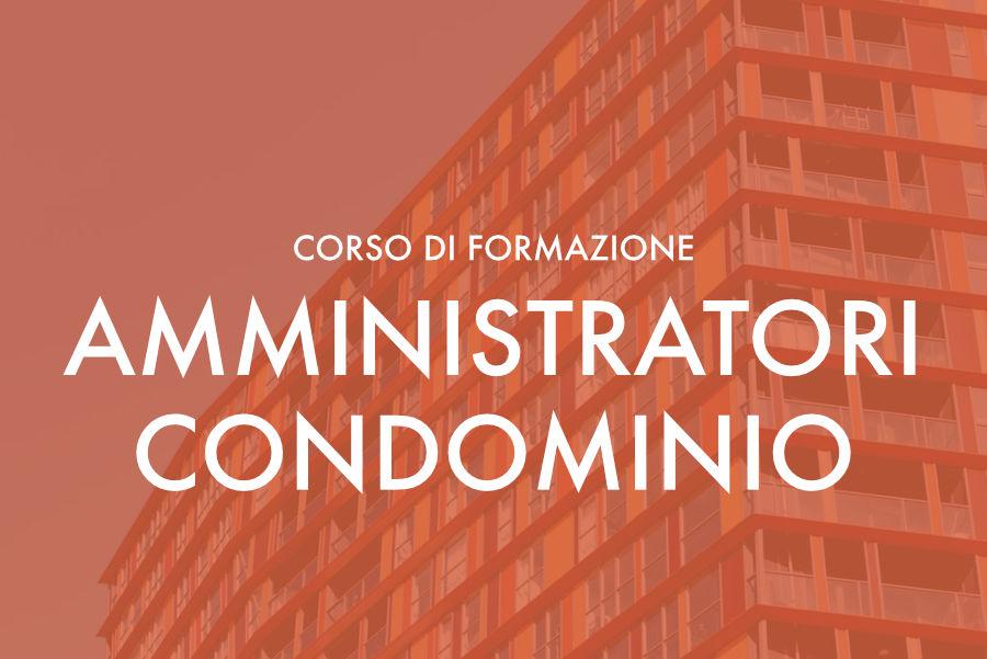 Corso di formazione abilitante per Amministratori di Condominio – Olbia marzo 2019