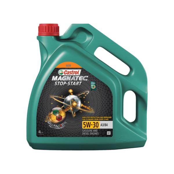 Castrol Magnatec Stop Start 5w30 A3 B4 4l