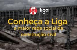 liga - a rede social da construção civil