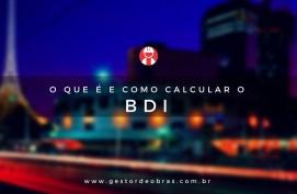 O que é e como calcular o BDI