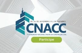CNACC - Congresso Nacional da Construção Civil - Gestor de Obras