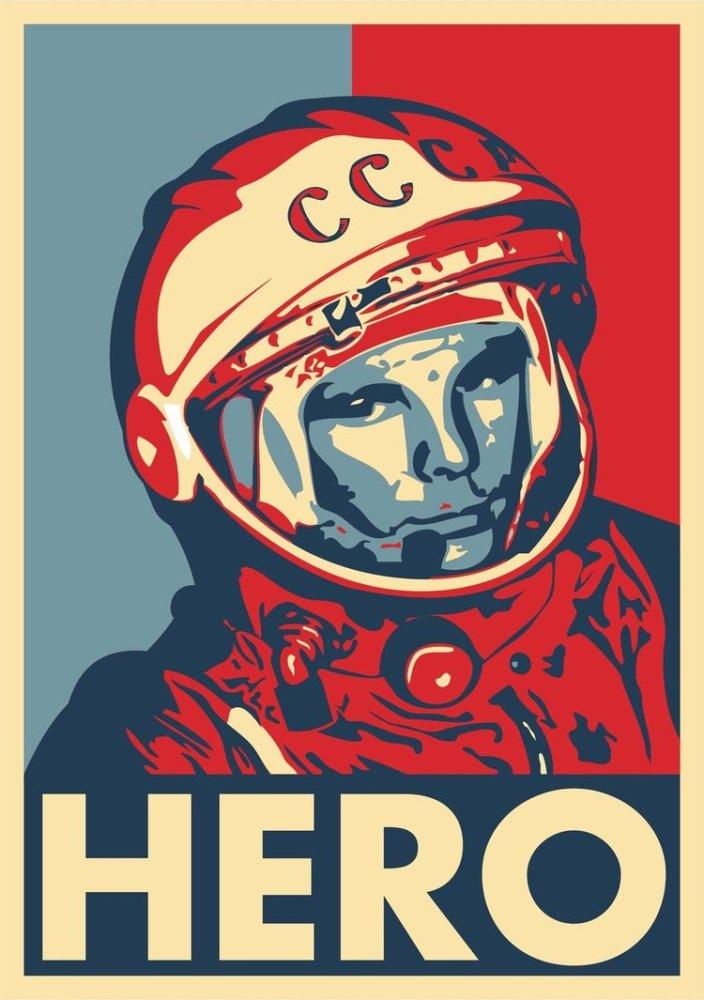 Gagarin, no espaço, nunca disse: «Não vejo  Deus aqui»... falou de sua fé com o coronel Petrov. Gagarin comentou com o coronel Petrov as palavras do Pai Nosso... (3/5)
