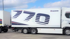 Scania 770 V8