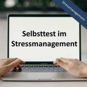 Selbsttest im Stressmanagement