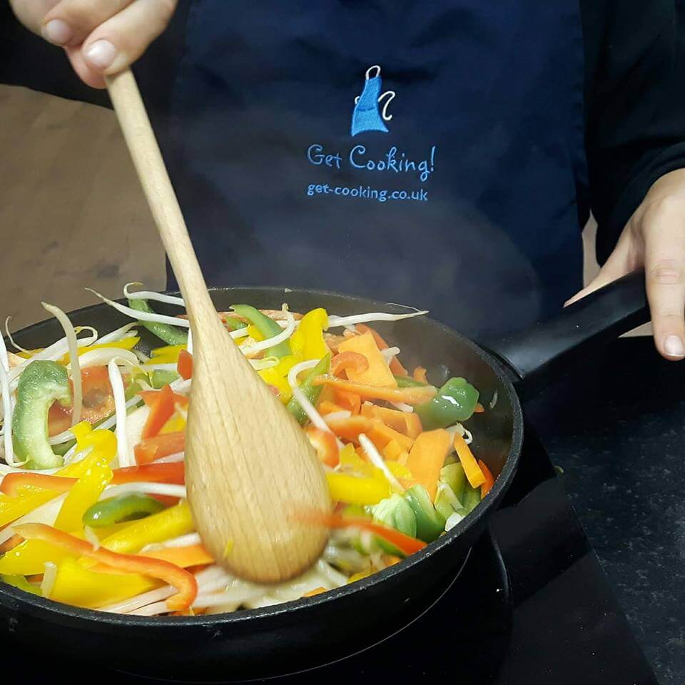 Cooking workshops and lessons
